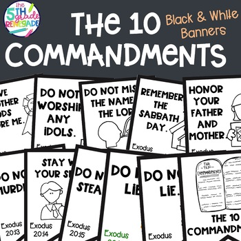 image relating to 10 Commandments Kjv Printable known as 10 Commandments Clip Artwork Worksheets Lecturers Shell out Lecturers