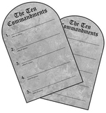 10 Commandments Project