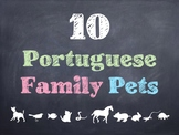 10 Common Portuguese Family Pets PowerPoint