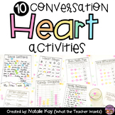 10 Conversation Heart Activities for Valentine's Day