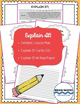 Creative Writing Activities and Lessons:  10 Writing Lessons