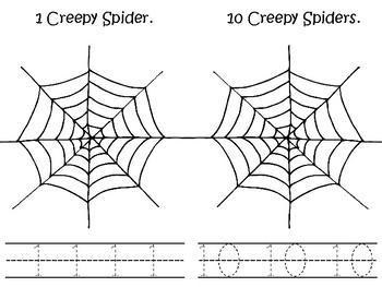 10 Creepy Spiders Book