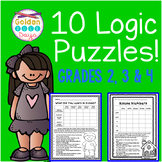 Critical Thinking and Reasoning With Logic Puzzles!