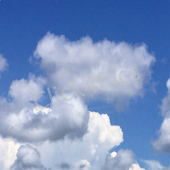 Cumulus Clouds STOCK PHOTOS for Commercial Use