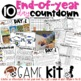 End of Year Lesson Plans: Themed Days Classroom Countdown (Survival Kit) for 1-2