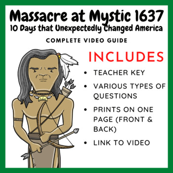 10 Days that Unexpectedly Changed America: Massacre at Mystic - May 26, 1637