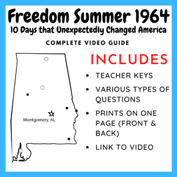 10 Days that Unexpectedly Changed America: Freedom Summer - June 21, 1964