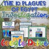 10 Deadly Plagues of Egypt Investigation {Digital}