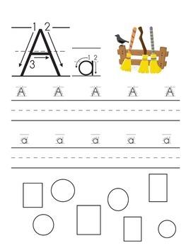 10 Different Themed Handwriting Practice Workbooks!