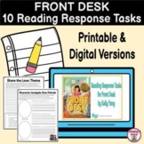 10 Digital Activities for Front Desk by Kelly Yang