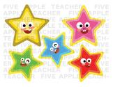 10 Dino Stars -- VIPKid Reward -- Colors Lesson