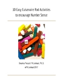 10 Easy Cuisenaire Rod Activities to Encourage Number Sense