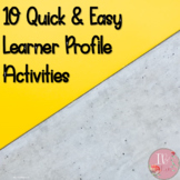 10 Easy Ways to Implement IB/MYP Learner Profile Skills in