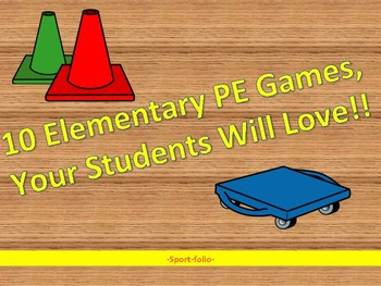 10 Elementary PE Activities Your Students Will Love