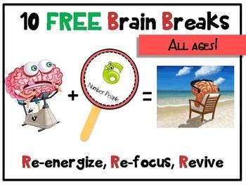 10 FREE Brain Breaks