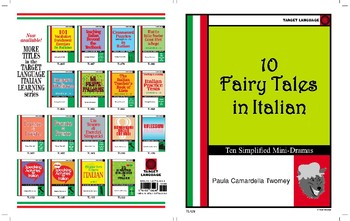 10 Fairy Tales in Italian