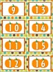 10 Fall/Autumn Card Games for Numbers to 20 with 10 Differ