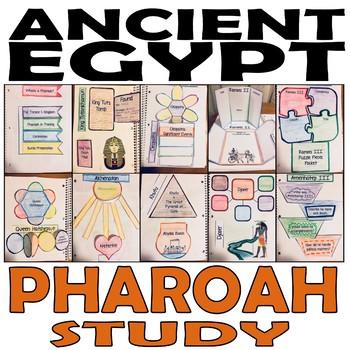 Ancient Egypt: 10 Famous Pharaohs