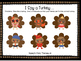 10 Fat Turkeys Book Buddy for Speech Therapy