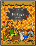 10 Fat Turkeys Math