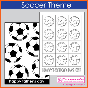 Fathers Day Card Activities