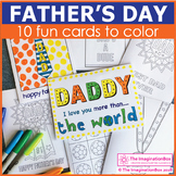 Fathers Day Cards - 10 Designs