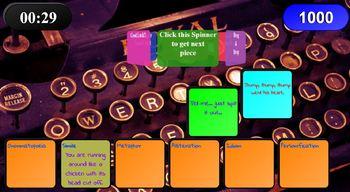Figurative Language Interactive Whiteboard Games