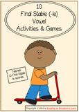 10 Final Stable Vowel Activities & Games