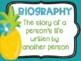 10 Flamingo Pineapple Tropical Themed Reading Genre Posters