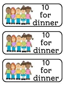 10 For Dinner