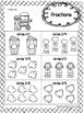 10 Fraction Color Worksheets.  Preschool-1st Grade Math Worksheets.