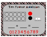 10 Frame Addition