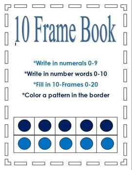 10-Frame Book