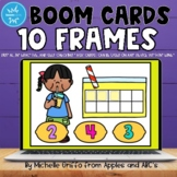 10 Frame Boom Cards / Distance Learning
