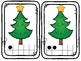 10 Frame Christmas Trees-Numbers to 10