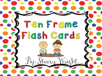 10 Frame Flash Cards