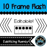 10 Frame Flash Fluency