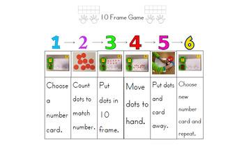 10 Frame Game