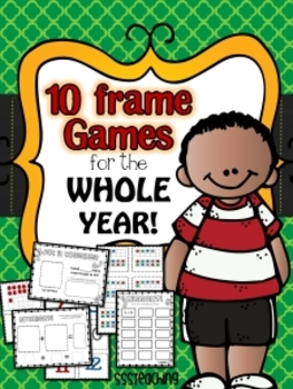 10 Frame Games for the WHOLE year- 10 games!