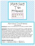 10 Frame Math Game