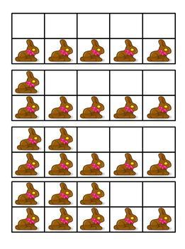 10 Frame Math Manipulatives - Holiday and Fun 12 Pack
