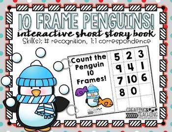 10 Frame Penguins Interactive Short Story