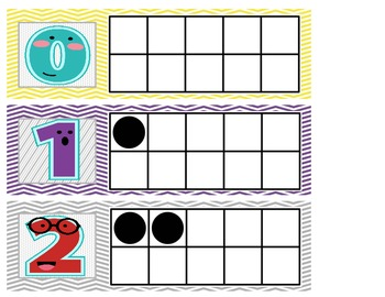 10 Frame Poster and Activity Ideas