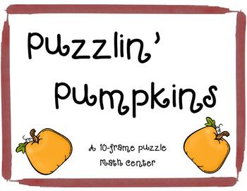 Puzzlin' Pumpkins