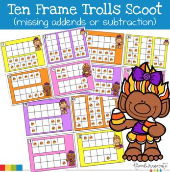 10 Frame Troll Scoot