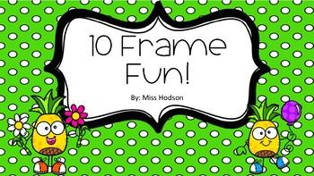 10 Frame fun up to 20!