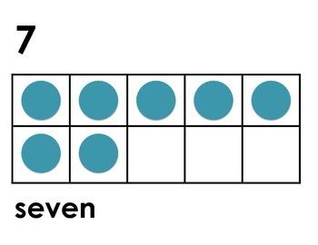 10 Frames 0-10