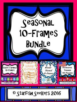 10 Frames - GROWING Bundle