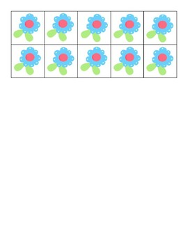 10-Frames Set for May {FREEBIE}