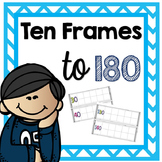 Ten Frames to 180